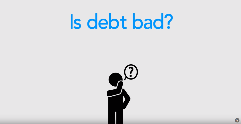 Is debt bad?