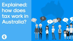 How does tax work in Australia?